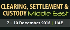 Clearing, Settlement & Custody Middle East